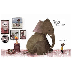 Have you seen Elephant? Book