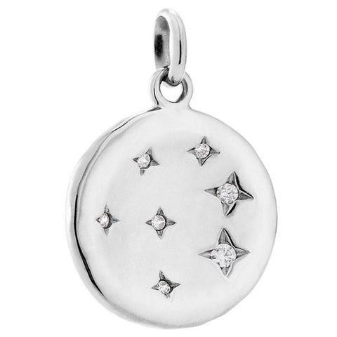 Kirstin Ash Bespoke Charm - Constellation Circle - Tea Pea