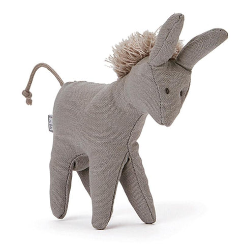 Mini Donkey Rattle - Tea Pea Home