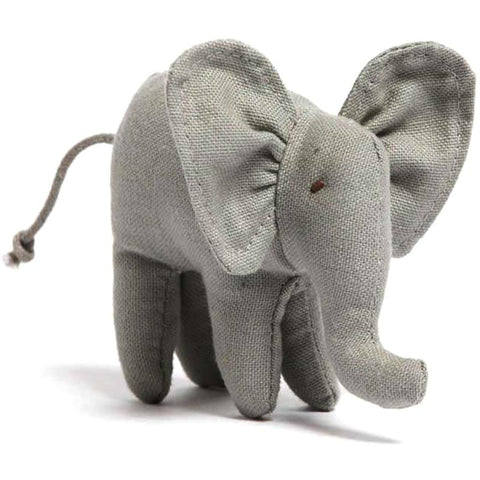 Mini Elephant Rattle - Tea Pea Home