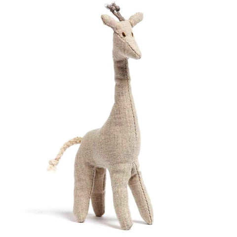 Mini Giraffe Rattle - Tea Pea