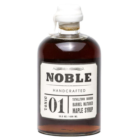 Noble Handcrafted US Matured Maple Syrup 01 - Tea Pea Home