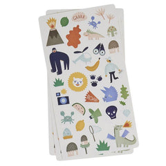 Olli Ella Play'n Pack - Jungle - Tea Pea