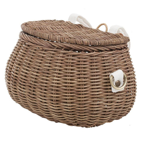 Olli Ella Child's Chari Basket Natural