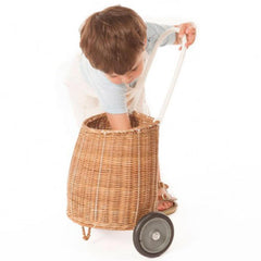 Olli Ella Child's Luggy Basket Natural