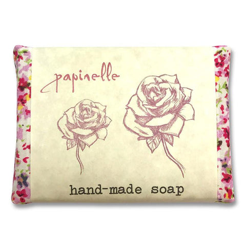 Papinelle Hand Made Soaps - Small - Tea Pea