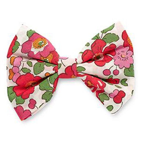 Pretty Wild Liberty Bow Clip Red Betsy