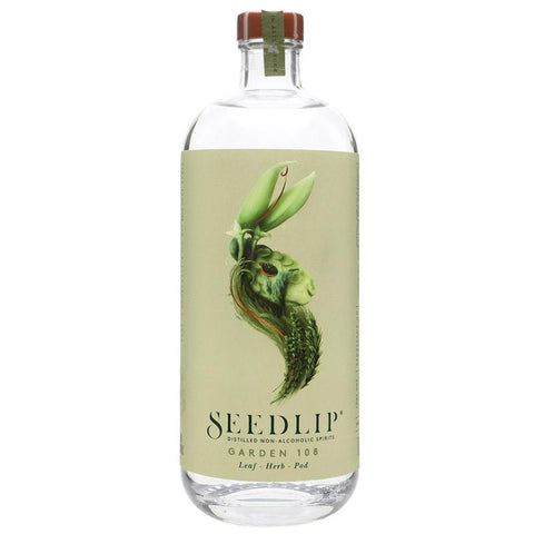 Seedlip UK Distilled Non-Alcoholic Spirits - Garden 108 - Tea Pea Home