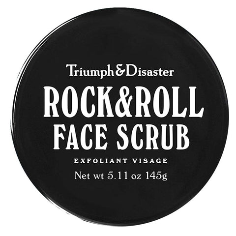 Triumph & Disaster Rock & Roll Face Scrub - Tea Pea Home