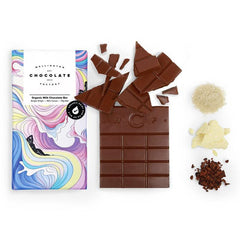 Wellington Chocolate Factory Organic Milk Bar - Tea Pea Home