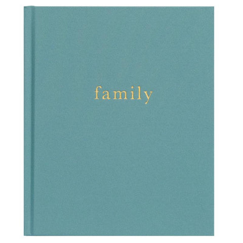 Write to Me Journal - Our Family Book - Tea Pea Home