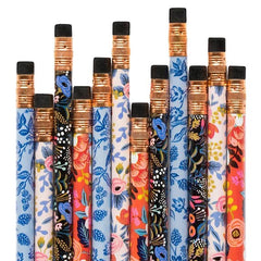 Rifle Paper US Graphite Pencil Set - Floral - Tea Pea Home