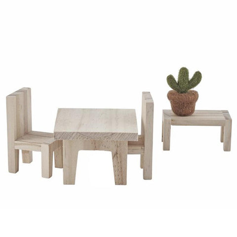 Olli Ella Holdie House Furniture Set - Dining Room - Tea Pea Home