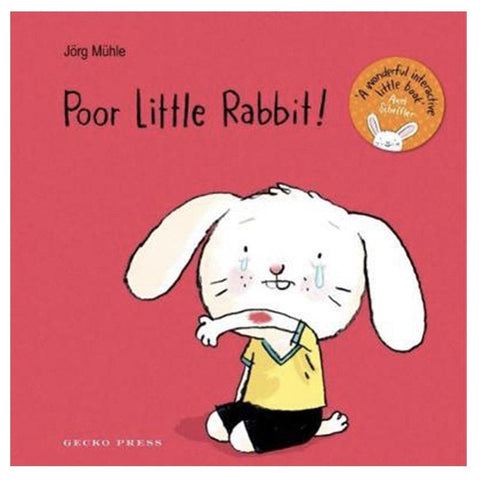 Poor Little Rabbit! - Tea Pea Home