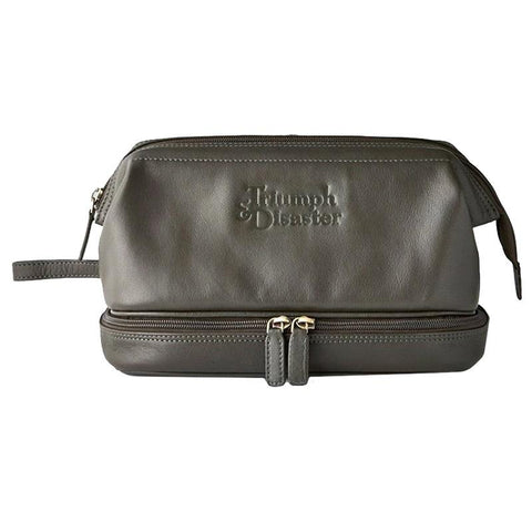 Triumph & Disaster Frank the Dopp Toiletry Bag - Olive - Tea Pea Home