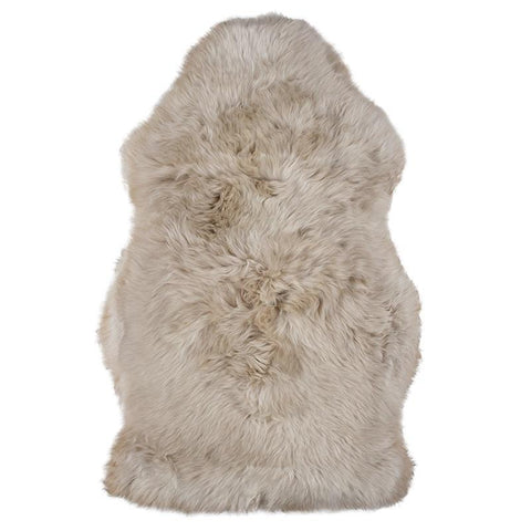 Sheepskin Rug - Dark Linen - Tea Pea Home