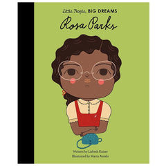 Little People, Big Dreams - Rosa Parks - Tea Pea Home