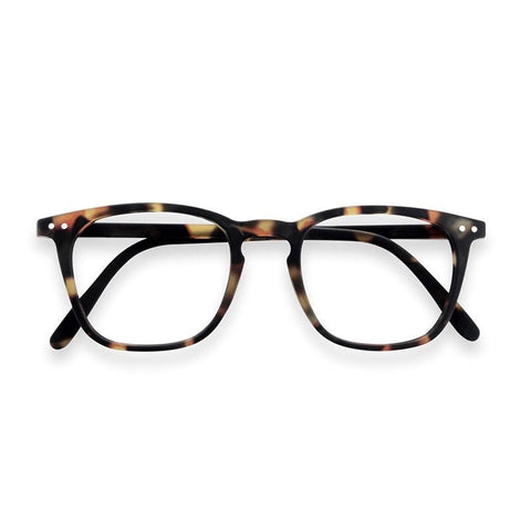 Izipizi France Reading Glasses - Tortoise Collection E - Tea Pea