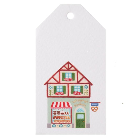 Tea Pea Home Gift Tag - German Village Bakery - Tea Pea Home