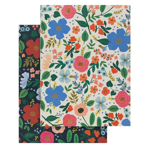 Rifle Paper US Pocket Notebook Set - Wild Rose - Tea Pea Home