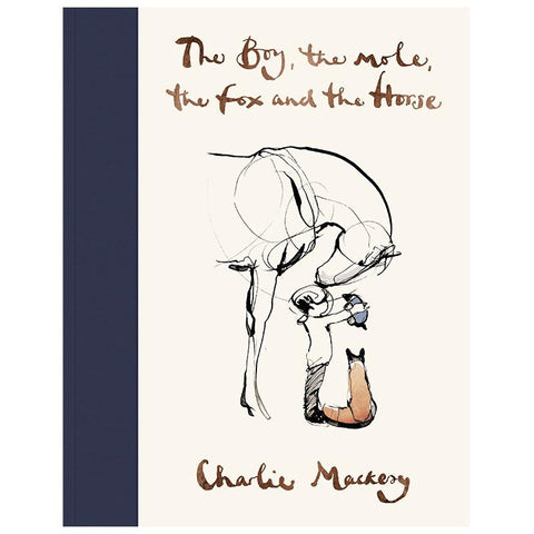 The Boy, The Mole, The Fox & The Horse Book - Tea Pea Home