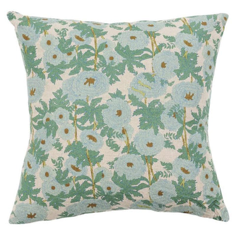 Society of Wanderers Cushion - Joan Floral - Tea Pea Home