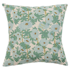 Society of Wanderers Cushion Cover - Joan Floral - Tea Pea Home