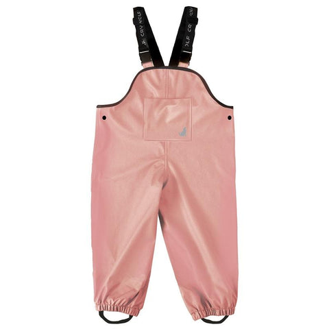Crywolf Rain Overalls - Dusty Rose - Tea Pea Home