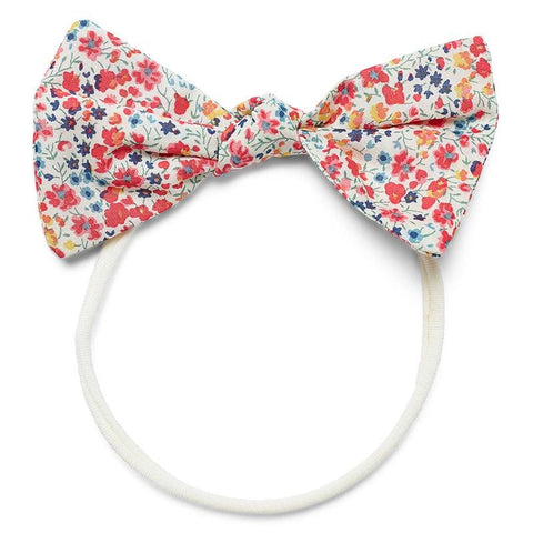 Pretty Brave Lucille Bow Elastic Phoebe Flower