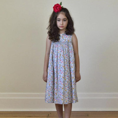 Pretty Wild Stella Liberty Dress - Powder Blue