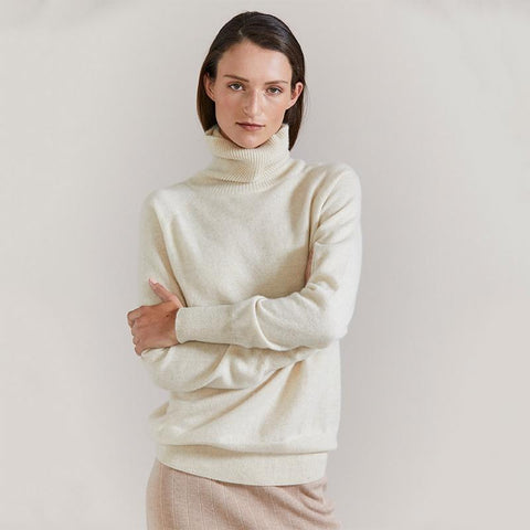 Laing Ashwell Roll Neck - Tea Pea Home