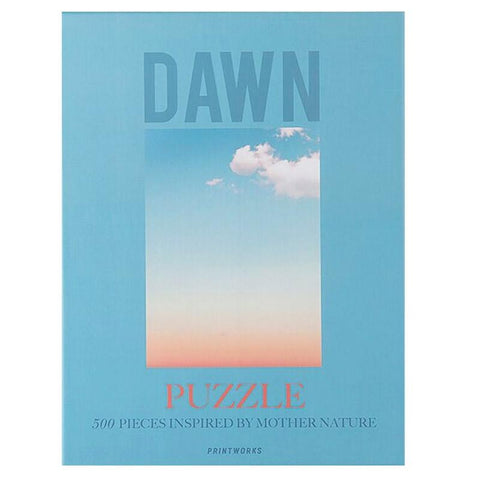 Printworks Jigsaw Puzzle - Dawn - Tea Pea Home