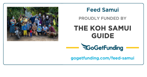 FEED Samui – Koh Samui Covid Relief – Food Bank and Fundraising