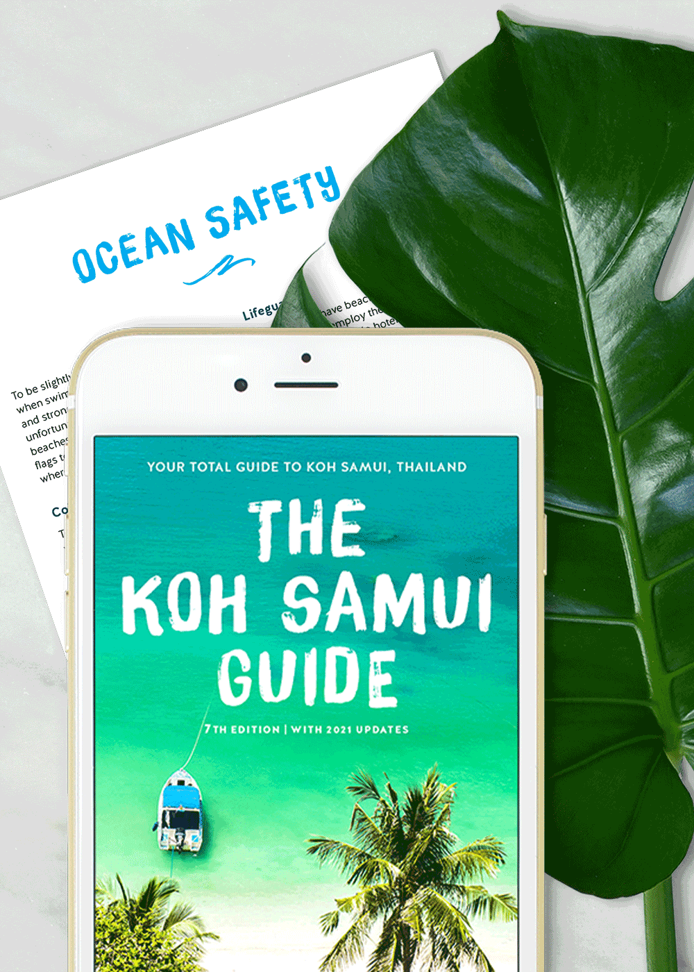 How to download The Koh Samui Guide in three easy steps: Start reading The Koh Samui Guide in just three minutes. The guide is a PDF ebook (393 pages / 30 mb) and you can download your copy immediately after purchase. In three easy steps – here's how. | #kohsamui #thailand