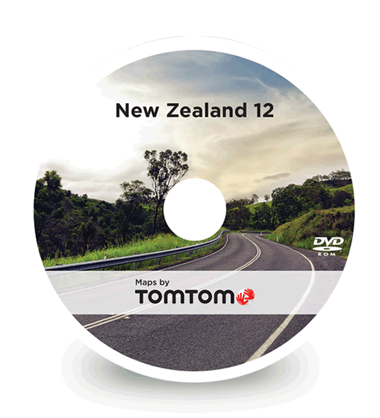 XC70 (2008 - 2011) - TomTom New Zealand 12 GPS Map Update