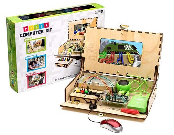 Piper Computer Kit - Minecraft Edition