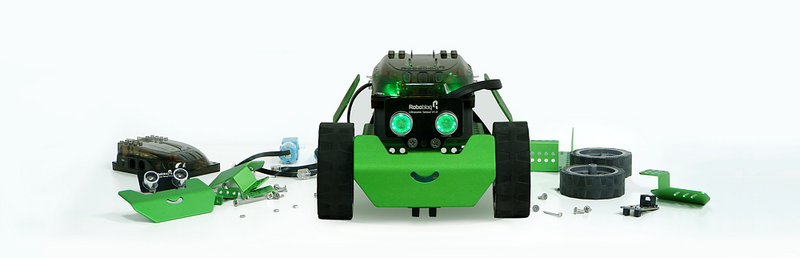Robobloq Q-scout Programmable Metal Robot
