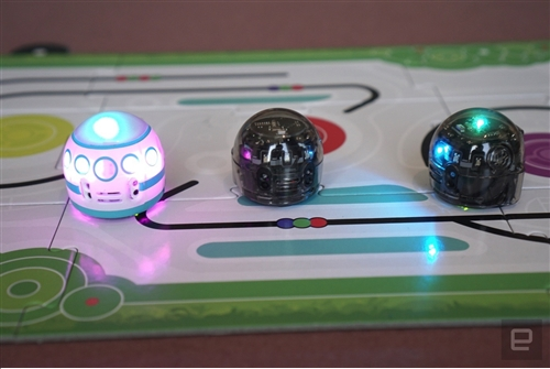 Ozobot EVO - Captain America Pack (Crystal White)