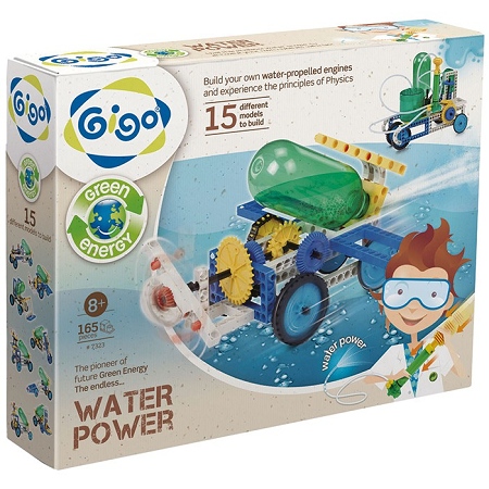 Water Power Energy Set