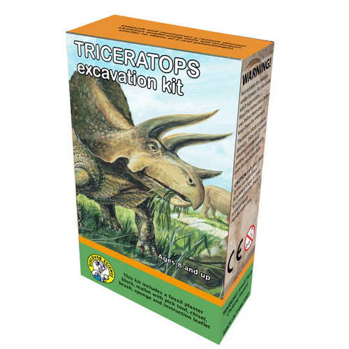 Triceratops excavation kit - 4801