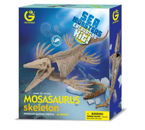 Mosasaurus excavation kit - 5981