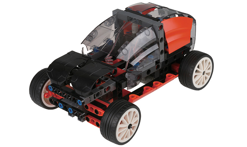 Remote-Control Machines: Custom Cars