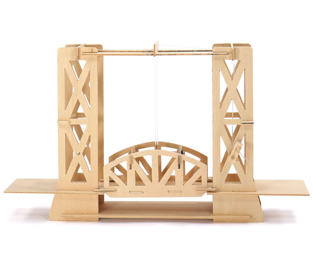 Lift Bridge Wooden Kit - 6707