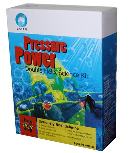 CSIRO Pressure Power Science Kit - 75433