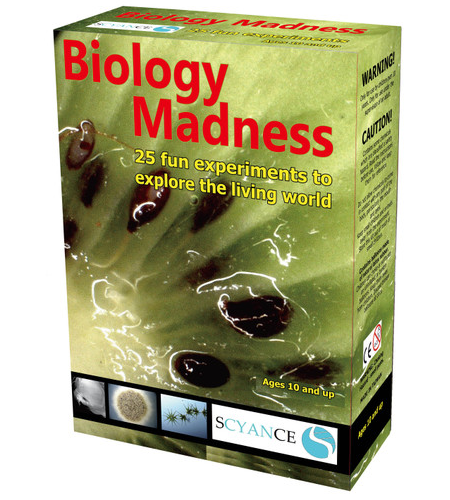 Biology Madness: 24 Experiments - 75440