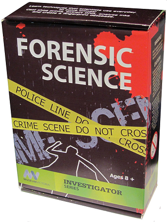 Forensic Science Kit - 78103