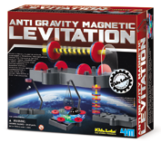 Antigravity Magnetic Levitation : Kidz Lab