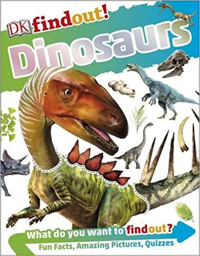 Find Out! Dinosaurs - DK11