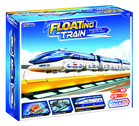 Floating Train Mag Lev - FS633