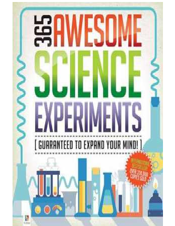 365 Awesome Science Experiments - HB123